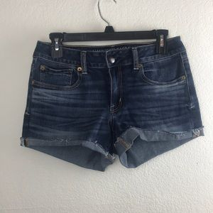 "American Eagle Outfitters Jean ""Shorties"" Size 8"